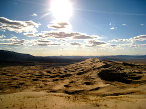 """Photo: More majestic views from the top. The place to our right is aptly named """"Devil's Playground."""""""