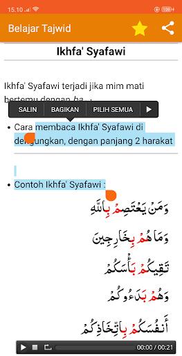 Contoh Ikhfa Syafawi Di Al Quran : contoh, ikhfa, syafawi, quran, ✓Download, Tajwid, Al-Quran, Lengkap, Audio, Offline, Android, [Updated], (2021)