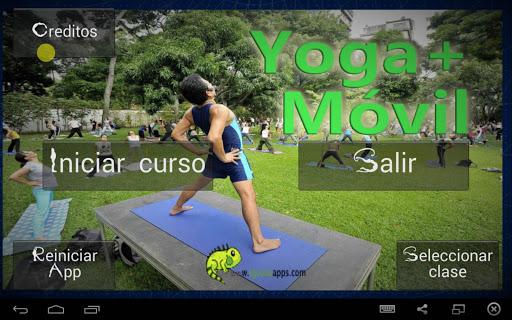 Yoga+ Móvil con Amadeo Porras