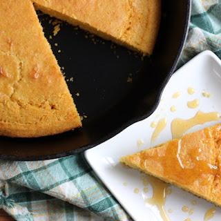 Southern-Style Skillet Cornbread Recipe