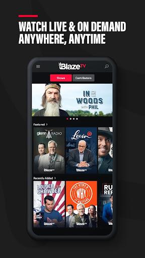 BlazeTV screenshot 1