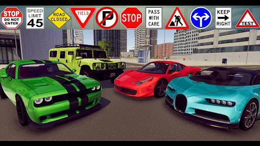 Car Driving School 2019 : Real parking Simulator