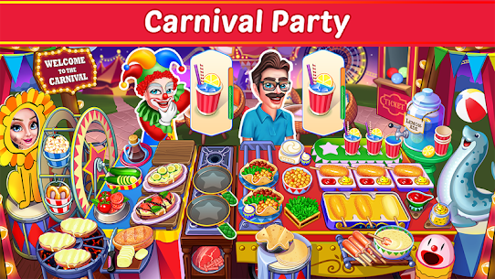 Cooking Party: Made in India Star Mod Apk (Unlimited Gold Coins) 9
