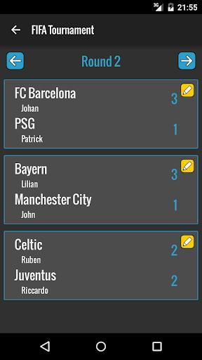Tournament Manager 1.25 screenshots 5