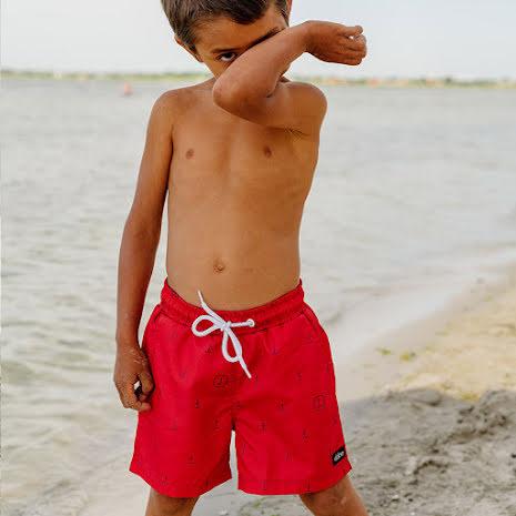 Haspen - Badshorts till barn
