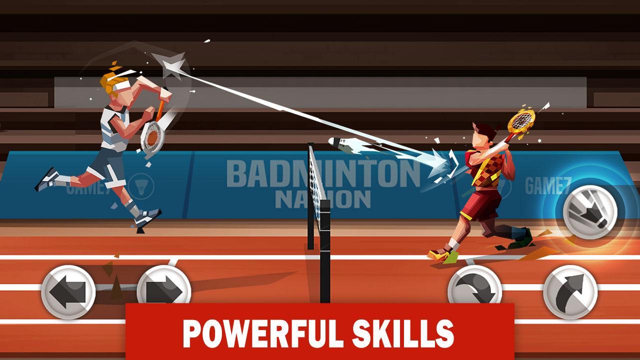 Badminton League- screenshot