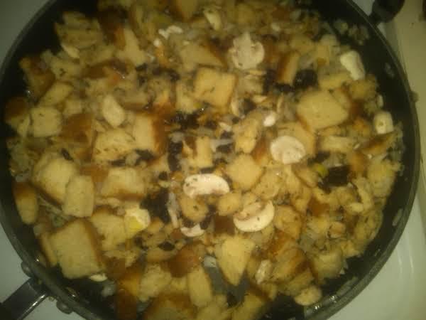 Savory So-good Stuffing Recipe