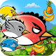 Lazy Bird Crush Fruits Game
