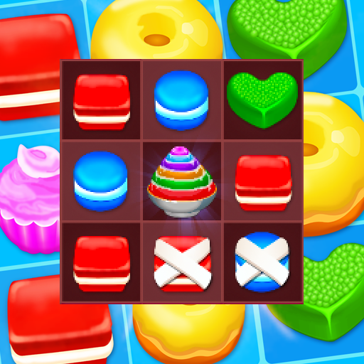Cookie Crush 550 Levels