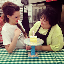 Photo: Lisa and youngest daughter Madison celebrating the CUTS 1st birthday May 2014