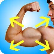 Biceps Photo Editor : Strong Arms & Muscle Editor