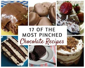 17 of the Most Pinched Chocolate Recipes