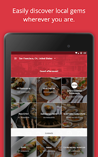 OpenTable: Restaurants Near Me screenshot 14