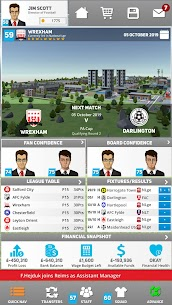 Club Soccer Director 2020 Soccer Club Manager 1.0.81 MOD (Unlimited Money) 1