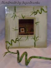 Photo: wooden mirror 21
