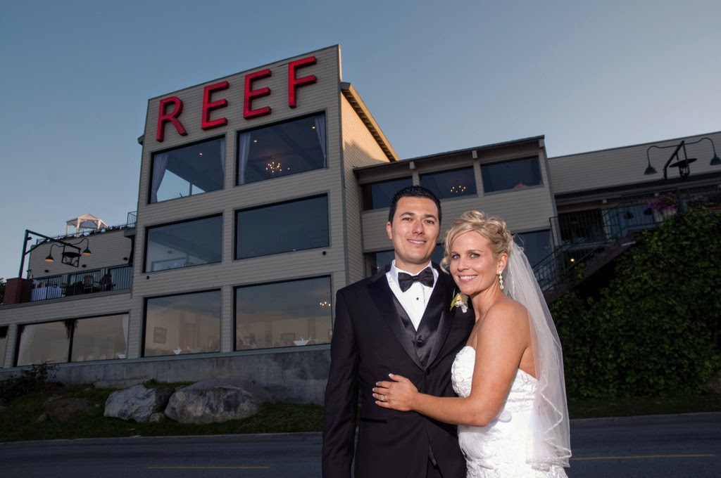 The Reef Restaurant, Long Beach, California.