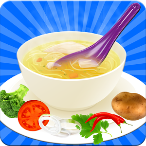 Tải Game Nấu đầu bếp nấu súp