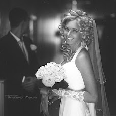 Wedding photographer Maksim Krukovich (maximkrukovich). Photo of 26.01.2014