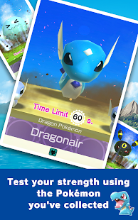 Pokémon Rumble Rush Screenshot