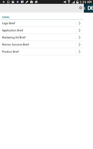 玩生產應用App Design Brief免費 APP試玩