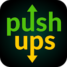 Push Ups Sensor icon