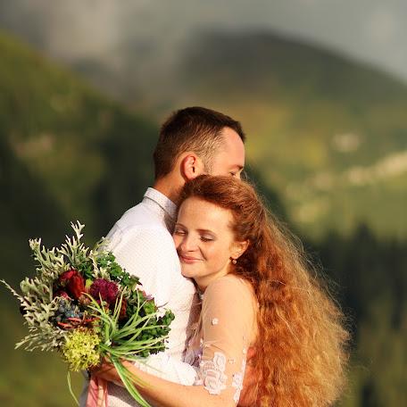 Свадебный фотограф Марина Самойлова (marinasamoilova). Фотография от 03.01.2018
