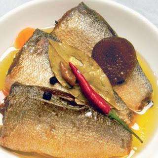 How To Make Spanish Sardines (Milkfish) #FilipinoFoodsPhilippines.