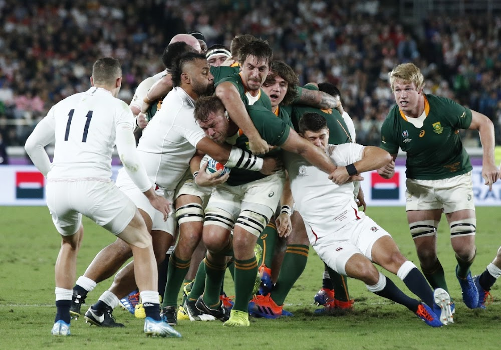 Boks brought their circus act as well as muscle, says Duane Vermeulen