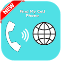 Find my cell phone icon