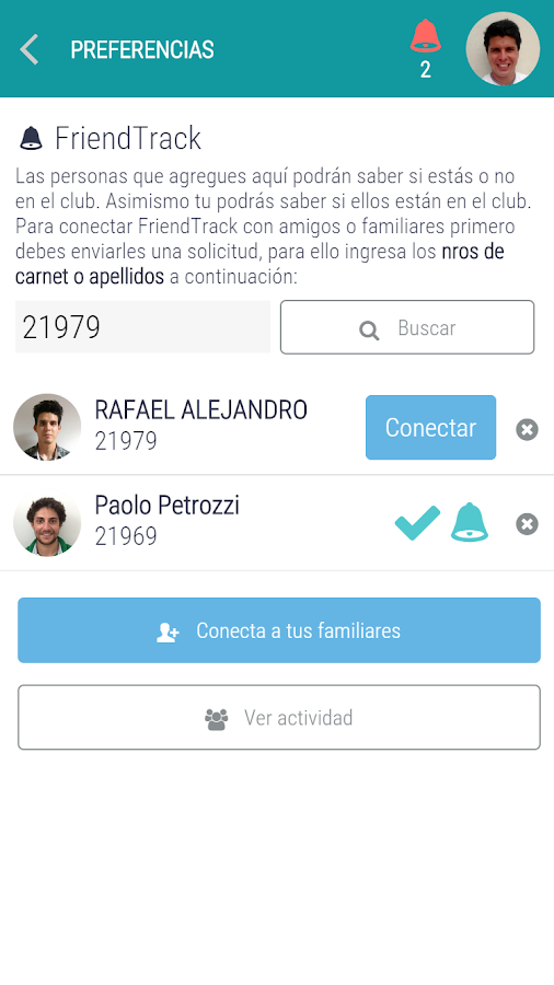 Regatas- screenshot