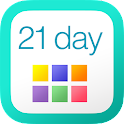 21 Day Container Tracker Fit icon