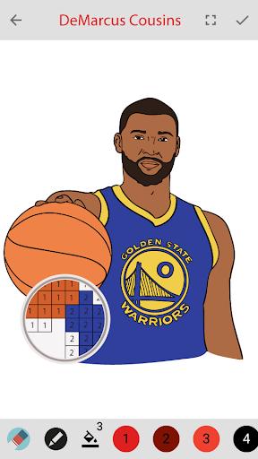 Download Pixel Art Basketball Sandbox 3D MOD APK 4