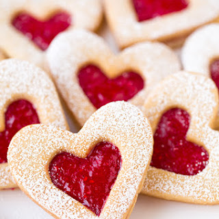 Linzer Cookies With Almond Extract Recipes