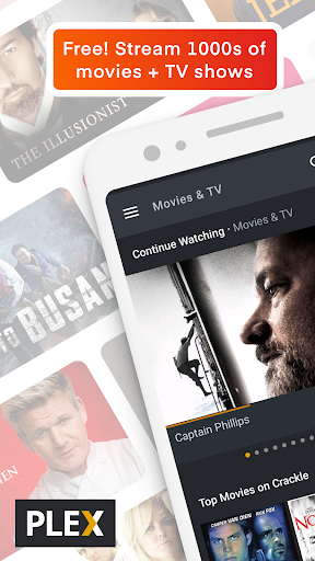 Plex: Stream Movies, Shows, Music, and other Media 8.2.1.18636 screenshots 1