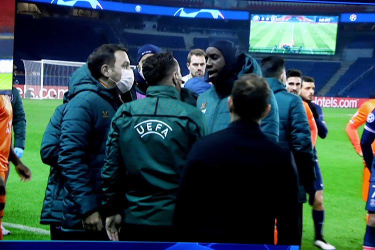 🎥 Duidelijk statement na racisme in het Champions League-duel tussen Paris Saint-Germain en Istanbul Başakşehir