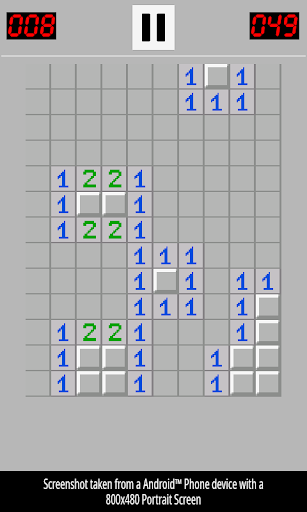 Minesweeper Classic: Retro Mine Clearing Puzzle 1.1 screenshots 1