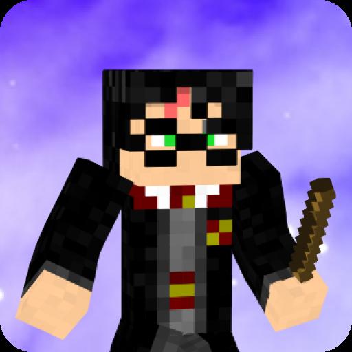 App Insights Harry Potter Skins For Minecraft In D Apptopia - Harry potter skins fur minecraft
