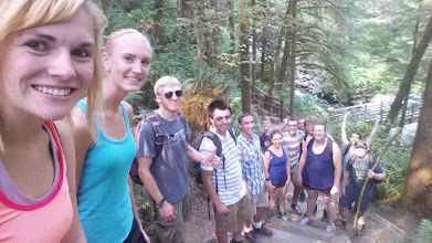 Photo: Sunday afternoon hike to Wallace Falls