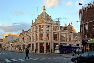 Photo: Main street Trondheim