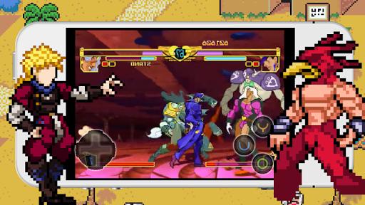 Jojo Lengend Adventure android2mod screenshots 2