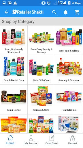 retailershakti - wholesale b2b shopping app screenshot 3
