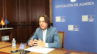Rafael Burgos, diputado provincial de Ciudadanos.