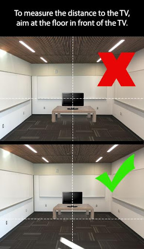 Distance Laser Meter Simulator 2.6.8 screenshots 5