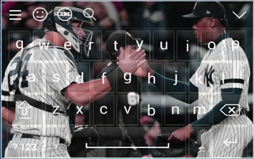 Keyboard New York Yankees - náhled