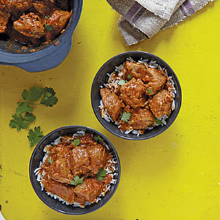 Hearty Lamb Curry (Roghan Josh).