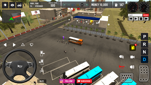 INDIA BUS SIMULATOR 2.0 screenshots 2