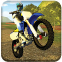 Offroad Bike Parking Challenge: Stunt Game 🏍️ icon