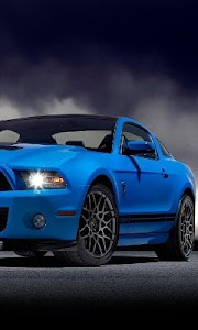 Themes Ford Shelby screenshot 1