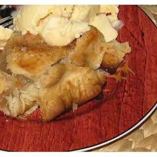 Double Crust Honey Crisp Apple Pie