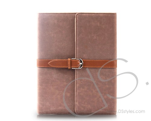 Photo: Armor Series iPad 2 New iPad Flip Leather Cases - Brown http://bit.ly/NlvSt2